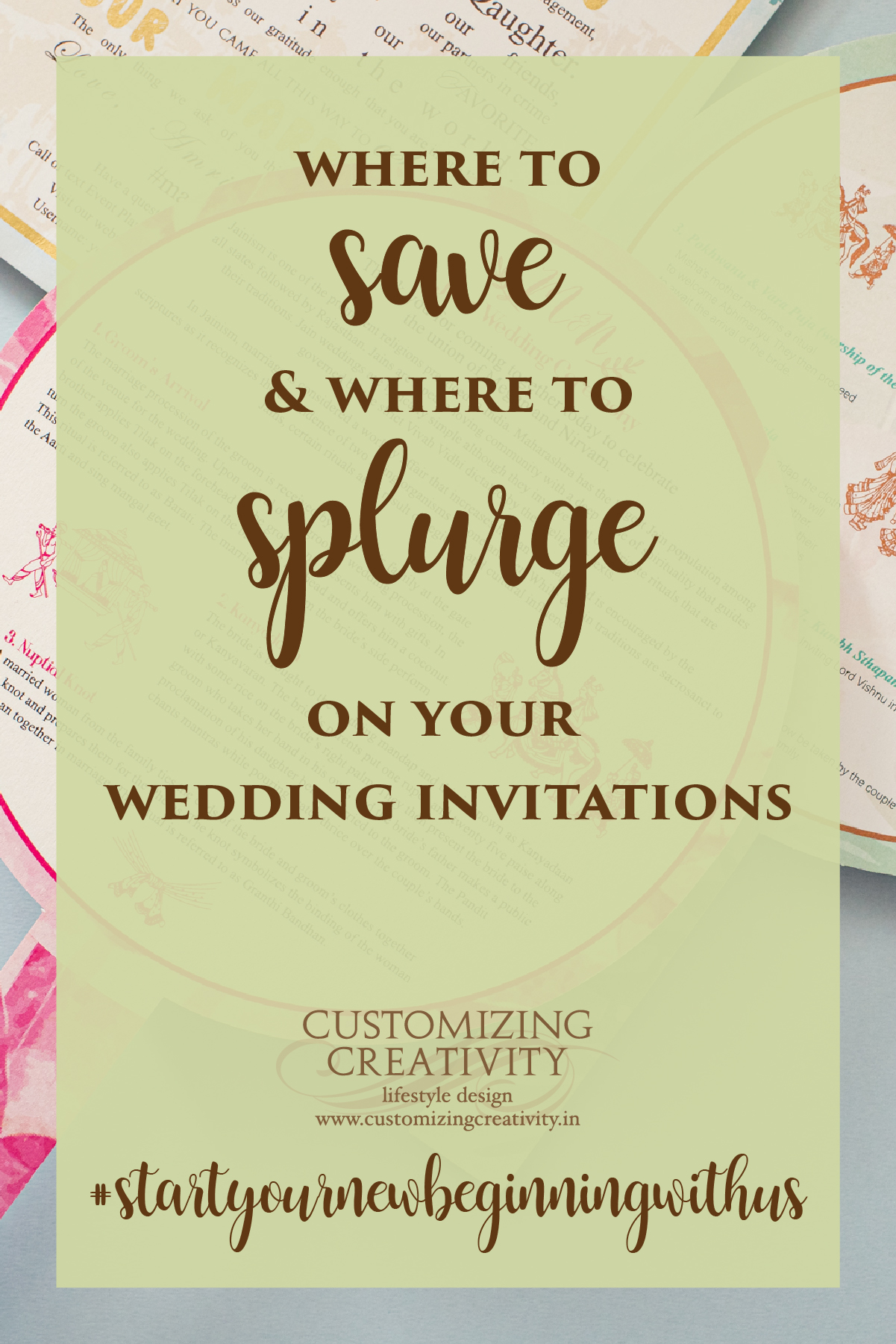 Wedding Invites, Wedding Invitations